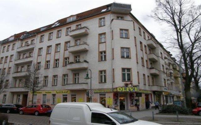 Отель Berliner City Pension Германия, Берлин - отзывы, цены и фото номеров - забронировать отель Berliner City Pension онлайн вид на фасад