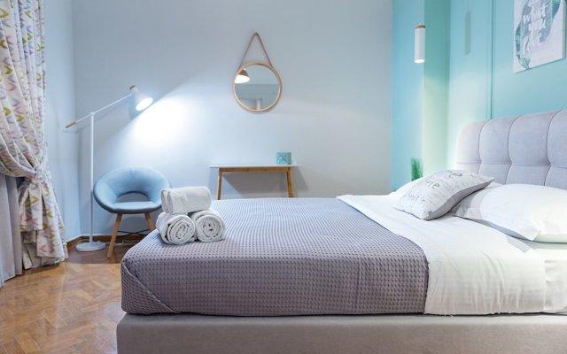 Апартаменты Syntagma Apartments by Livin Urbban комната для гостей