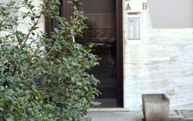 Отель B&B Milon вид на фасад