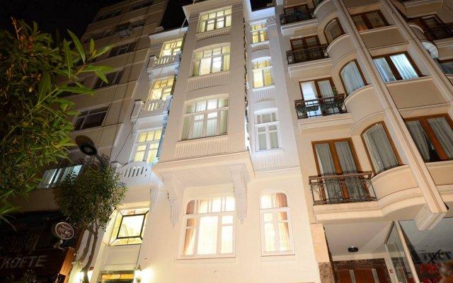 Ataker Hotel Турция, Стамбул - отзывы, цены и фото номеров - забронировать отель Ataker Hotel онлайн вид на фасад