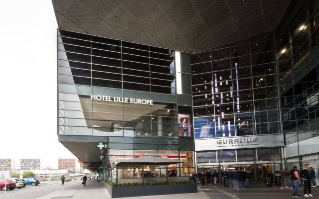 Hotel Lille Europe 0