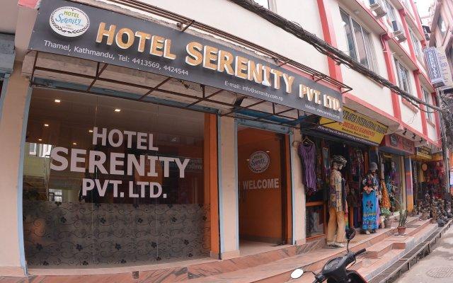 Отель Serenity Непал, Катманду - отзывы, цены и фото номеров - забронировать отель Serenity онлайн вид на фасад