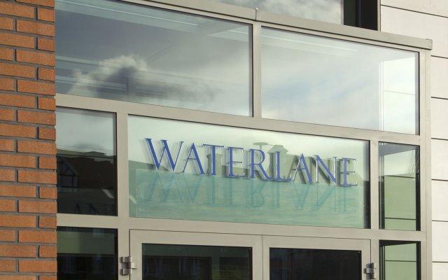 Апартаменты Dom & House - Apartments Waterlane вид на фасад