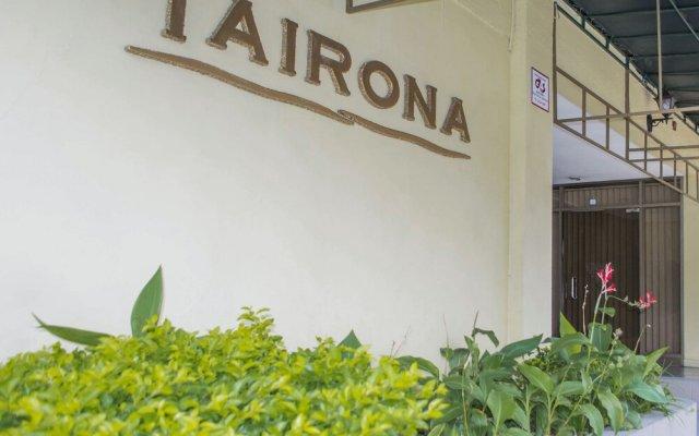 Отель Apartotel Tairona вид на фасад
