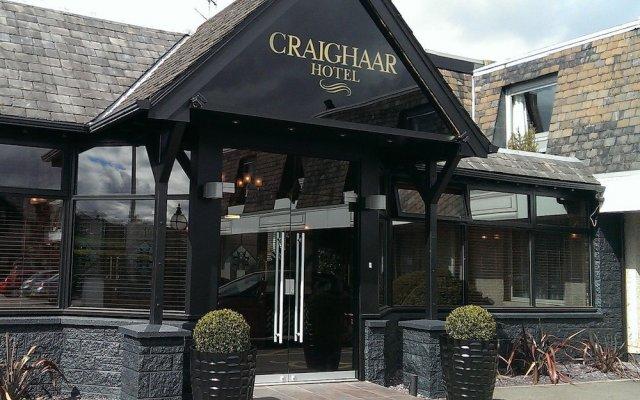 The Craighaar Hotel вид на фасад