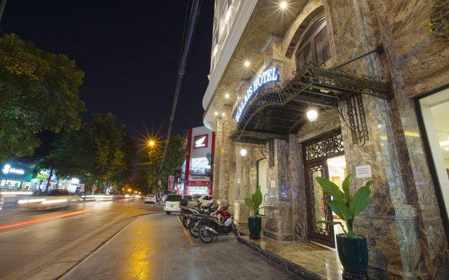 Отель Halais Hotel Вьетнам, Ханой - отзывы, цены и фото номеров - забронировать отель Halais Hotel онлайн вид на фасад