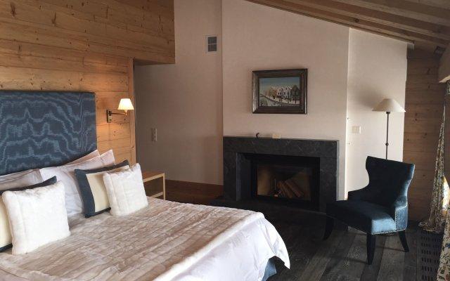 Lecrans Hotel & Spa комната для гостей