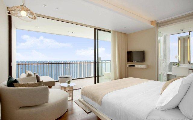Отель Hilton Pattaya комната для гостей