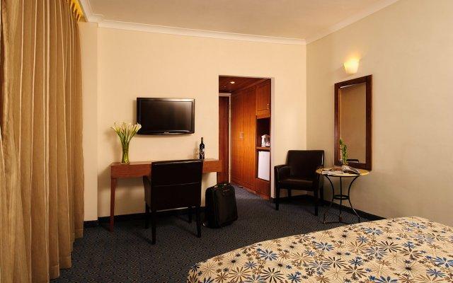 Отель Caesar Premier Jerusalem Иерусалим комната для гостей