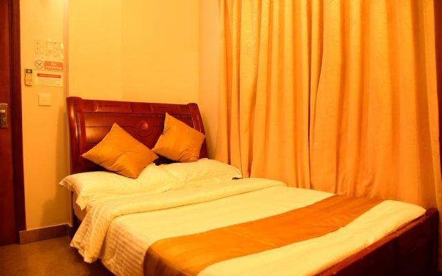 Отель Meitian Inn Мальдивы, Мале - отзывы, цены и фото номеров - забронировать отель Meitian Inn онлайн вид на фасад