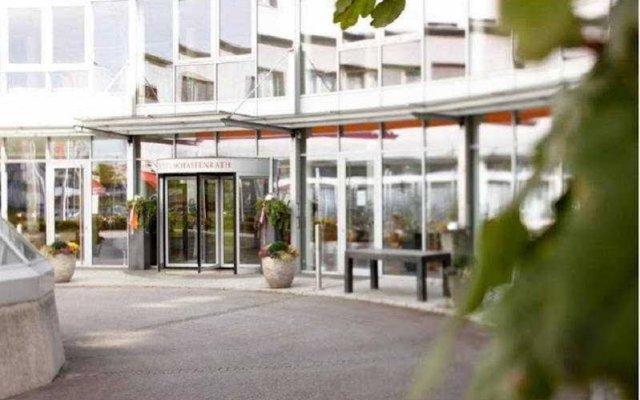 Отель -Hotel Schaffenrath Австрия, Зальцбург - отзывы, цены и фото номеров - забронировать отель -Hotel Schaffenrath онлайн вид на фасад