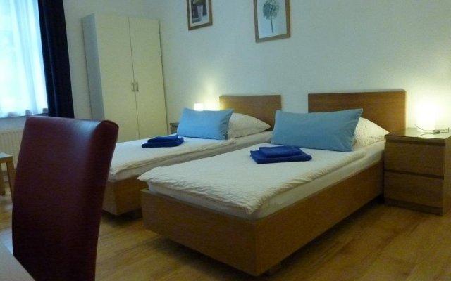 Отель Lessing-Apartment Германия, Дюссельдорф - отзывы, цены и фото номеров - забронировать отель Lessing-Apartment онлайн комната для гостей