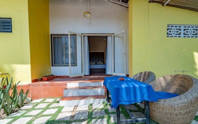 C'Roque Beach Resort in South Goa, India from 77$, photos, reviews - zenhotels.com hotel front