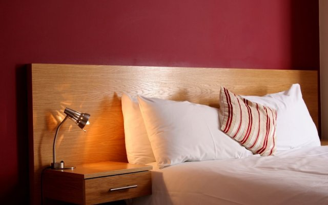 Newton Hotel комната для гостей