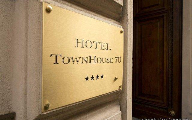 Отель TownHouse 70 вид на фасад