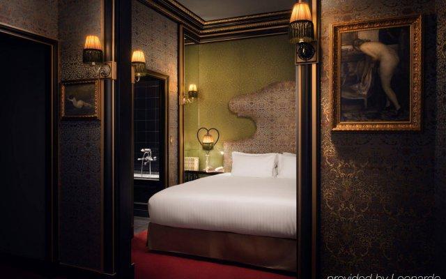 Отель Maison Souquet Франция, Париж - отзывы, цены и фото номеров - забронировать отель Maison Souquet онлайн комната для гостей