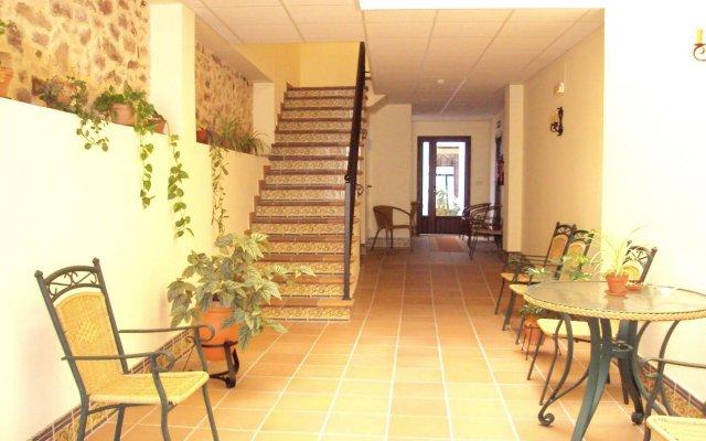 Отель Apartamentos Rurales Molino Almona вид на фасад