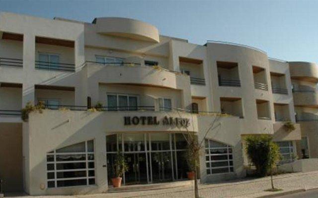Hotel Al Foz вид на фасад