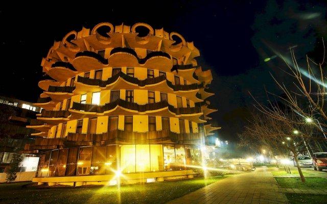 Отель Pušynas Литва, Друскининкай - 7 отзывов об отеле, цены и фото номеров - забронировать отель Pušynas онлайн вид на фасад