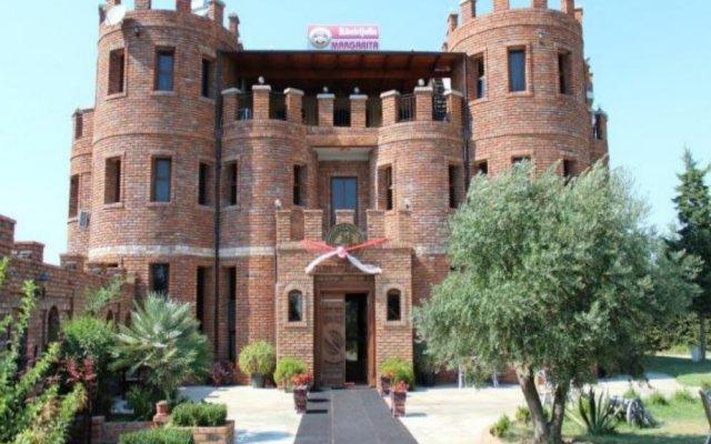 Отель Keshtjella Margarita вид на фасад
