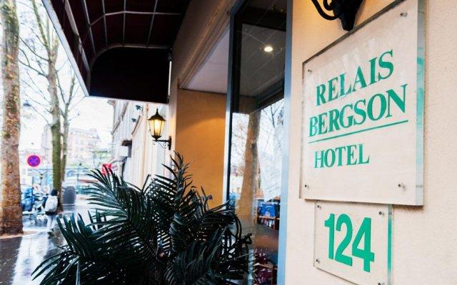 Отель Relais Bergson вид на фасад