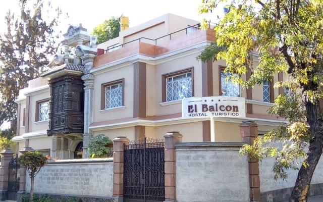 El Balcon Hostal Turistico 0
