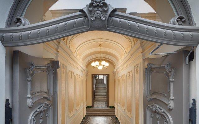 Отель Louren Apartments Чехия, Прага - отзывы, цены и фото номеров - забронировать отель Louren Apartments онлайн вид на фасад