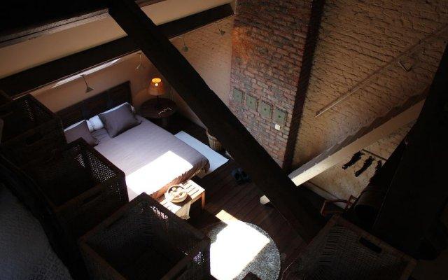 Отель B&B Les Habitats Nomades Бельгия, Брюссель - отзывы, цены и фото номеров - забронировать отель B&B Les Habitats Nomades онлайн комната для гостей