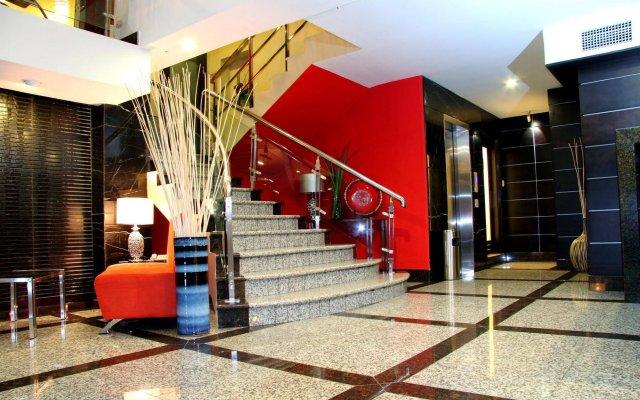 Отель Las Cascadas Гондурас, Сан-Педро-Сула - отзывы, цены и фото номеров - забронировать отель Las Cascadas онлайн вид на фасад