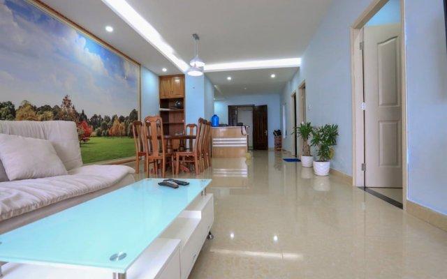 Отель SunEx Luxury Apartment Вьетнам, Вунгтау - отзывы, цены и фото номеров - забронировать отель SunEx Luxury Apartment онлайн вид на фасад
