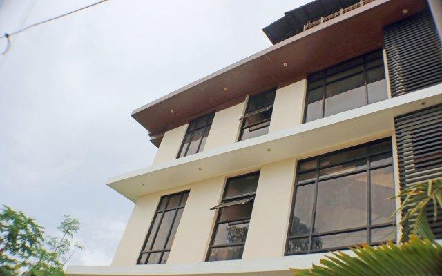 Отель Aliria Bed and Breakfast Филиппины, Тагбиларан - отзывы, цены и фото номеров - забронировать отель Aliria Bed and Breakfast онлайн вид на фасад