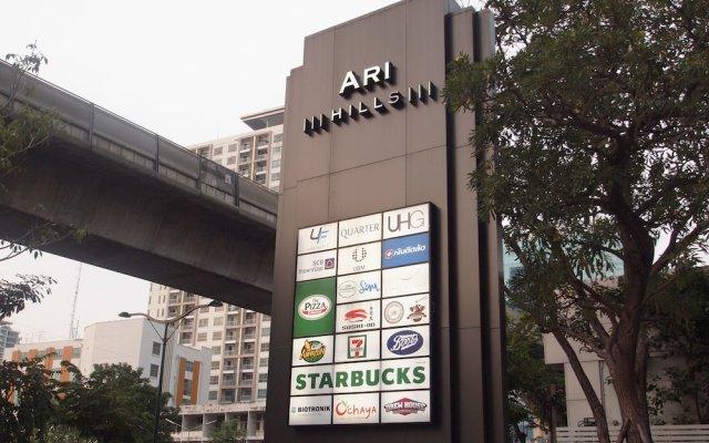 Отель The Quarter Ari by UHG вид на фасад