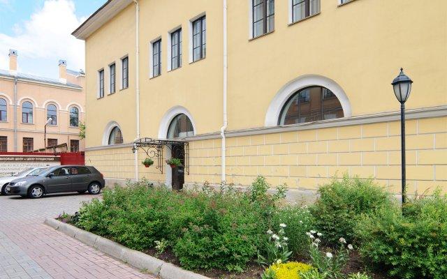 Бутик-Отель Аристократ вид на фасад