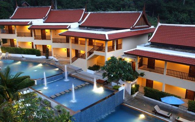 Отель Baan Yuree Resort and Spa вид на фасад