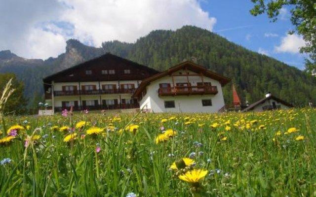 Hotel Ultnerhof Монклассико вид на фасад