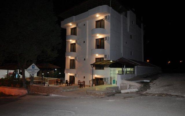 Bellamaritimo Hotel Турция, Памуккале - 2 отзыва об отеле, цены и фото номеров - забронировать отель Bellamaritimo Hotel онлайн вид на фасад