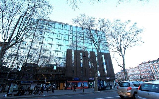 Отель Appartement Wilson Франция, Тулуза - отзывы, цены и фото номеров - забронировать отель Appartement Wilson онлайн вид на фасад