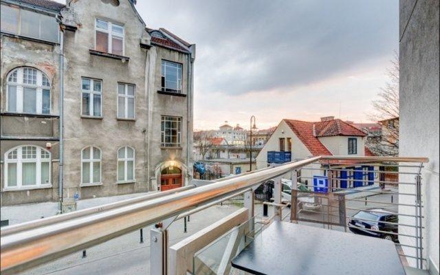 Отель Dom & House - Apartmenty Grunwaldzka Сопот