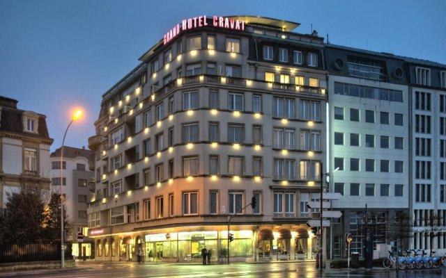 Отель Grand Cravat вид на фасад
