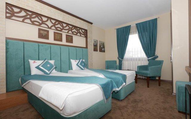 La Bella Bergama Турция, Дикили - отзывы, цены и фото номеров - забронировать отель La Bella Bergama онлайн комната для гостей