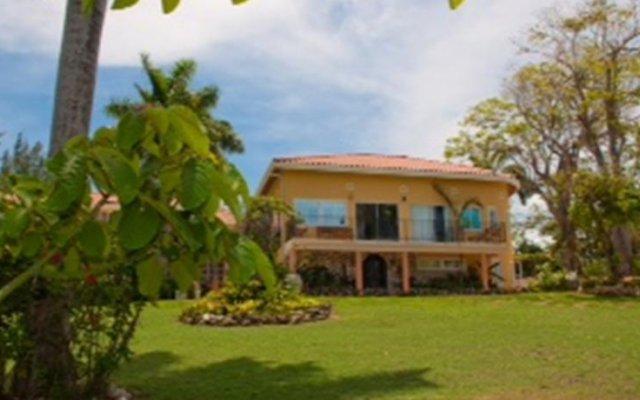 Отель Bird Eye View вид на фасад