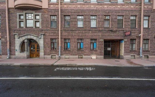 Neva Mini hotel вид на фасад