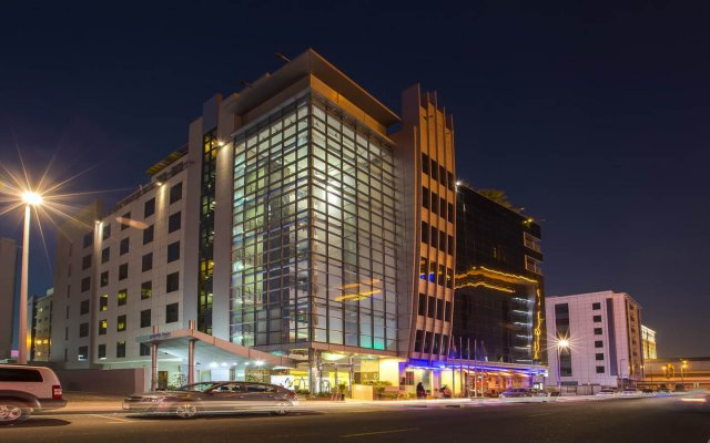 Отель Mena Aparthotel вид на фасад