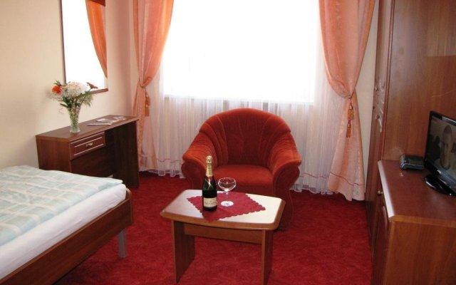 Отель Spa Hotel Purkyně Чехия, Карловы Вары - отзывы, цены и фото номеров - забронировать отель Spa Hotel Purkyně онлайн комната для гостей