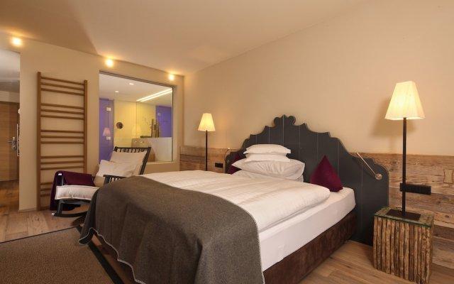 Отель Bergland Design- und Wellnesshotel Австрия, Зёльден - отзывы, цены и фото номеров - забронировать отель Bergland Design- und Wellnesshotel онлайн комната для гостей