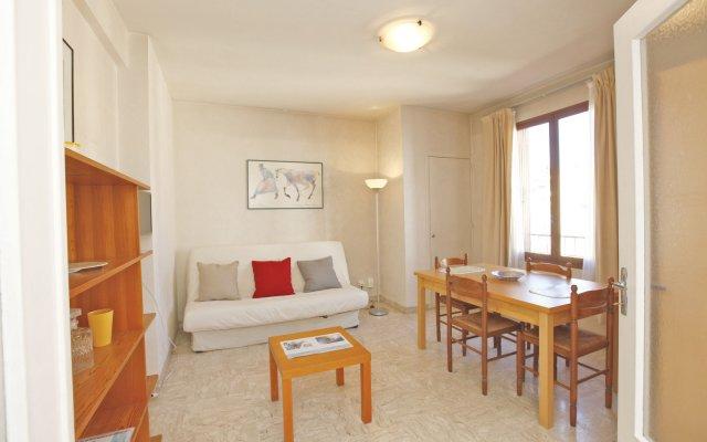 Апартаменты Large studio dowtown in Nice near tramway Ницца комната для гостей