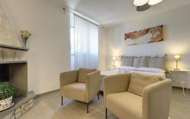 Отель Faruk Leuca Resort Гальяно дель Капо комната для гостей