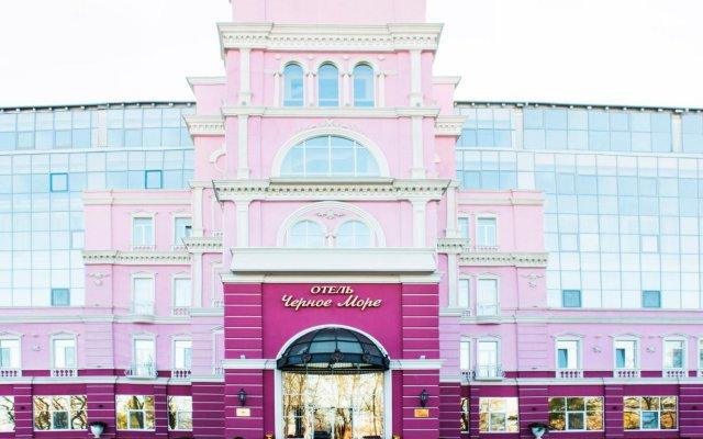 Отель Черное Море Парк Шевченко Одесса вид на фасад