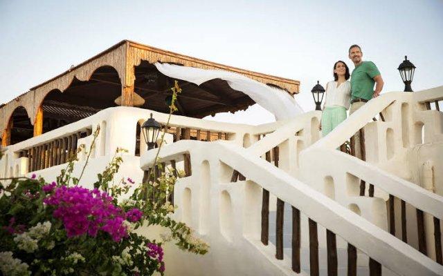 Отель Club Rimel Djerba Тунис, Мидун - отзывы, цены и фото номеров - забронировать отель Club Rimel Djerba онлайн вид на фасад