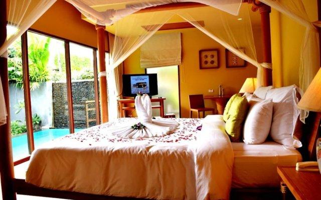 Отель The Pool Villas by Deva Samui Resort Таиланд, Самуи - отзывы, цены и фото номеров - забронировать отель The Pool Villas by Deva Samui Resort онлайн комната для гостей
